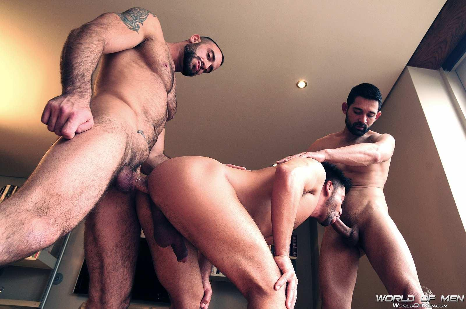 World-Of-Men-Spencer-Reed-and-Dominic-Pacifico-and-Billy ...