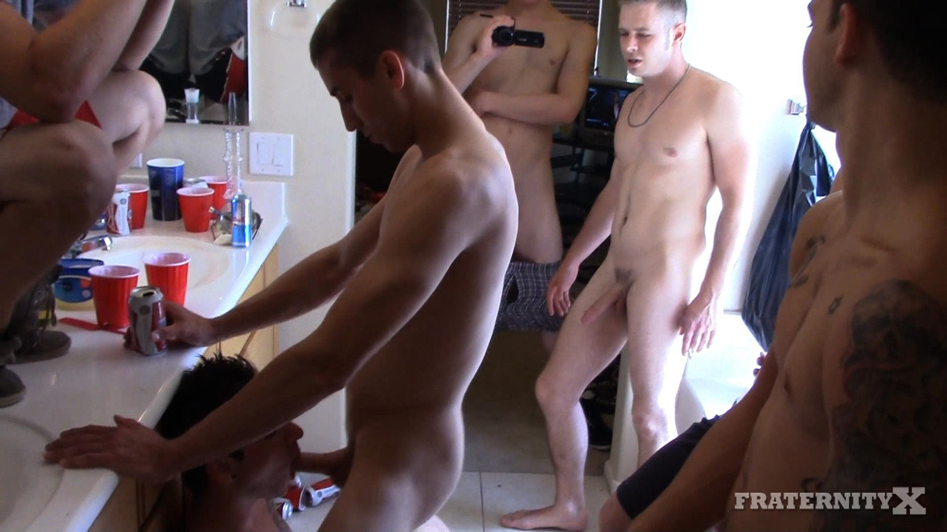 men shower anal blog