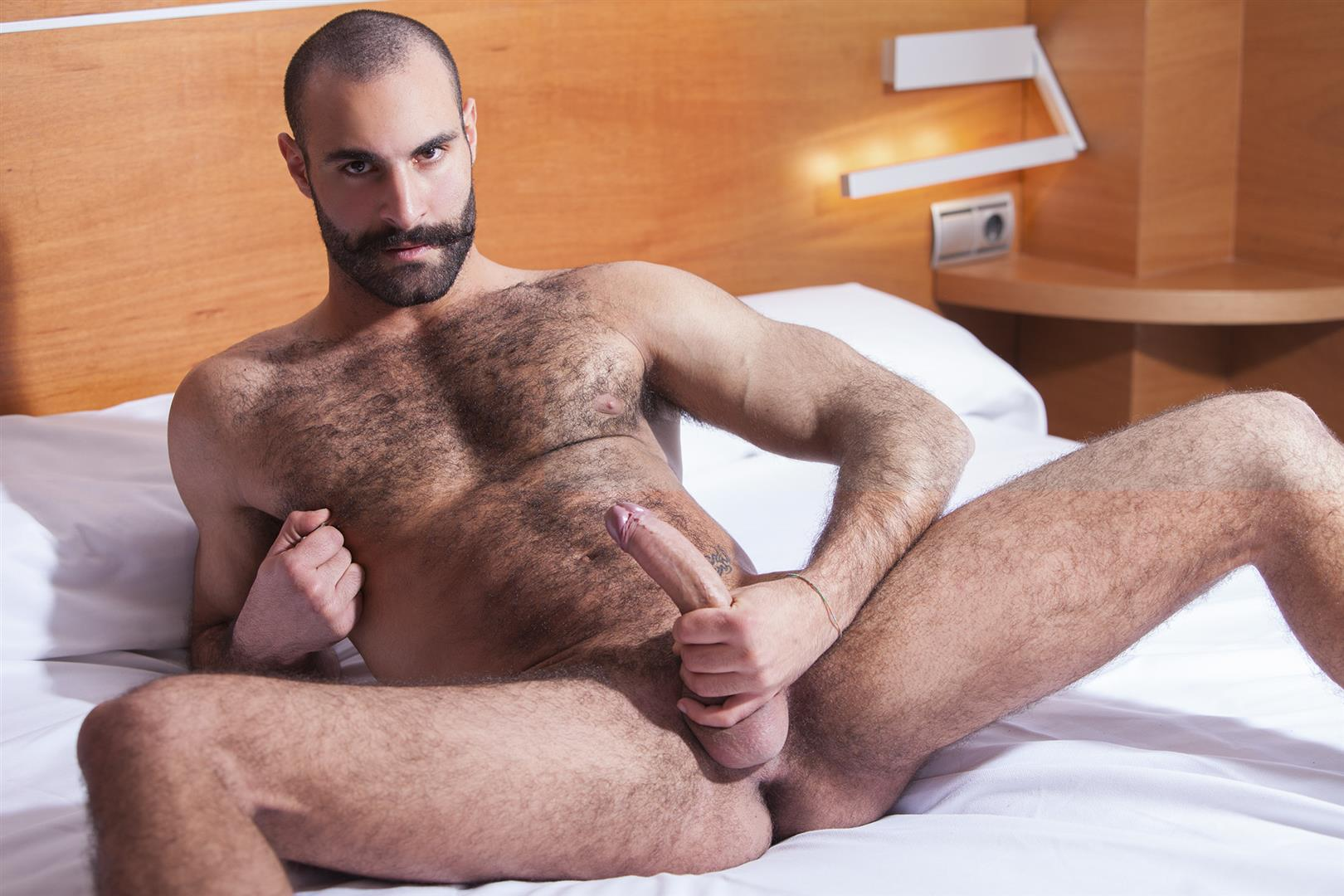 Fuckermate-Jean-Frank-and-Paco-Hairy-Muscle-Hunks-With-Big-Uncut-Cocks-Fucking-Amateur-Gay-Porn-17 Hairy Muscle Italian Hunks With Big Uncut Cocks Fucking Rough
