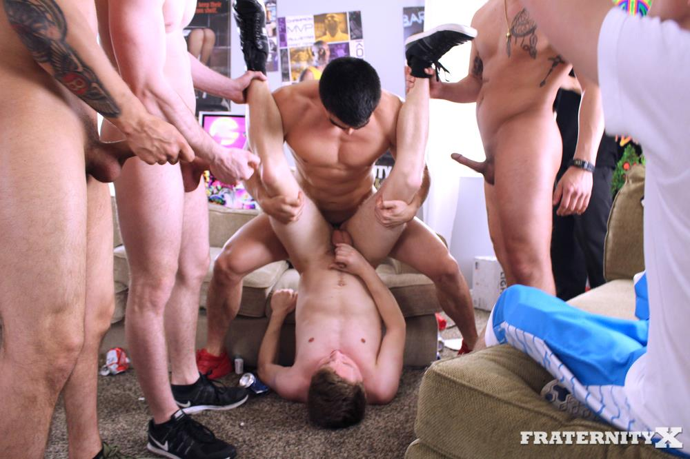 Fraternity-X-Naked-College-Guys-With-Big-Dicks-Fucking-Bareback-23 Naked Frat Boys Bareback Gangbang A Virgin Freshman Ass