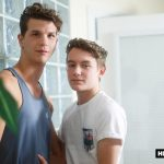 Helix-Studios-Leo-Frost-and-Johnny-Hands-Jock-Bareback-Fucking-A-twink-video-01-150x150 Hung Jock Johnny Hands Manhandles and Breeds Twink Leo Frost